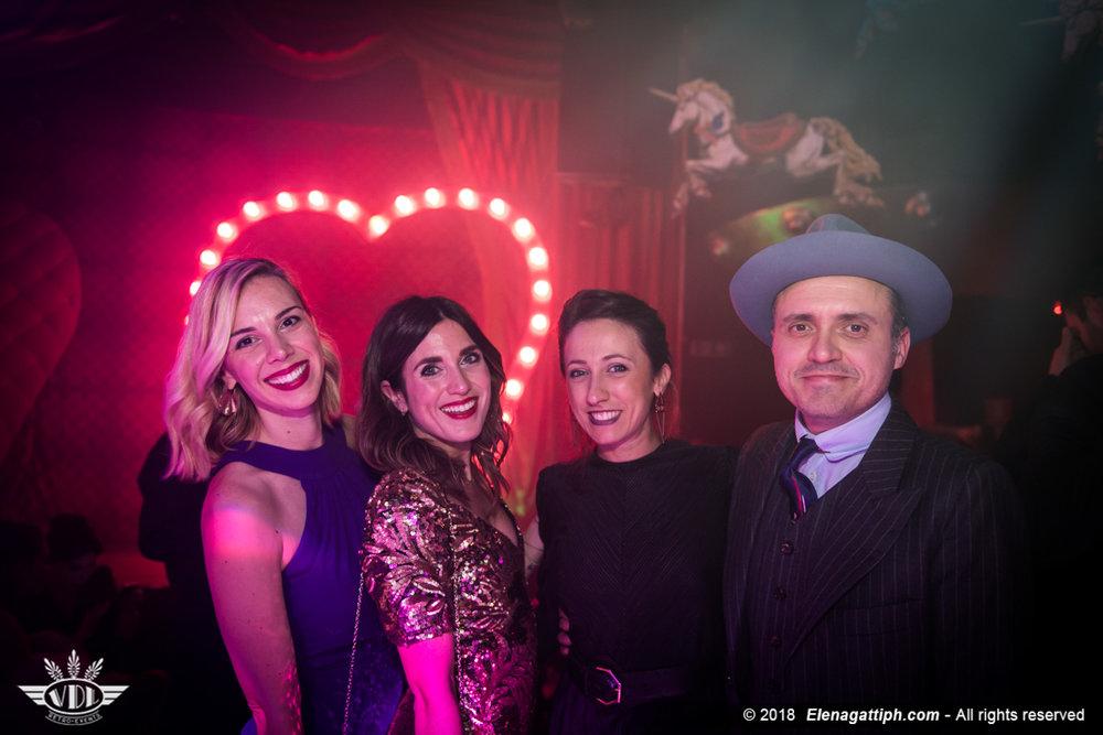 People ©Elena Gatti - Royal Burlesque Milano