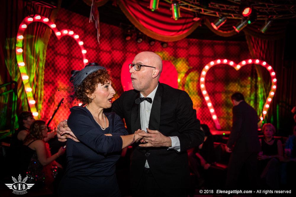 People ©Elena Gatti - Royal Burlesque Revue Milano