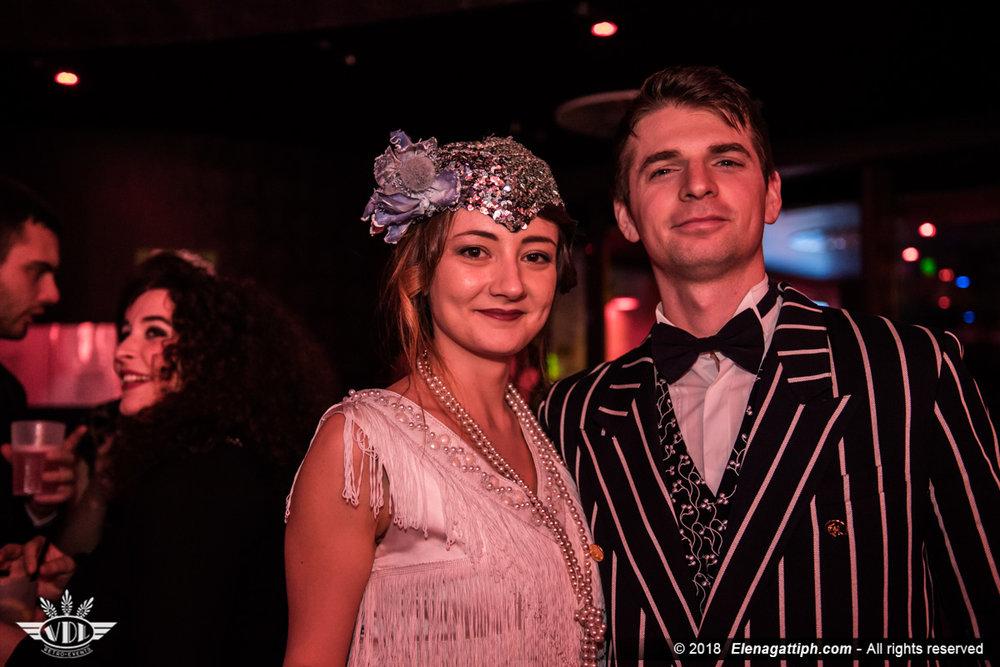 People ©Elena Gatti - Royal Burlesque Revue