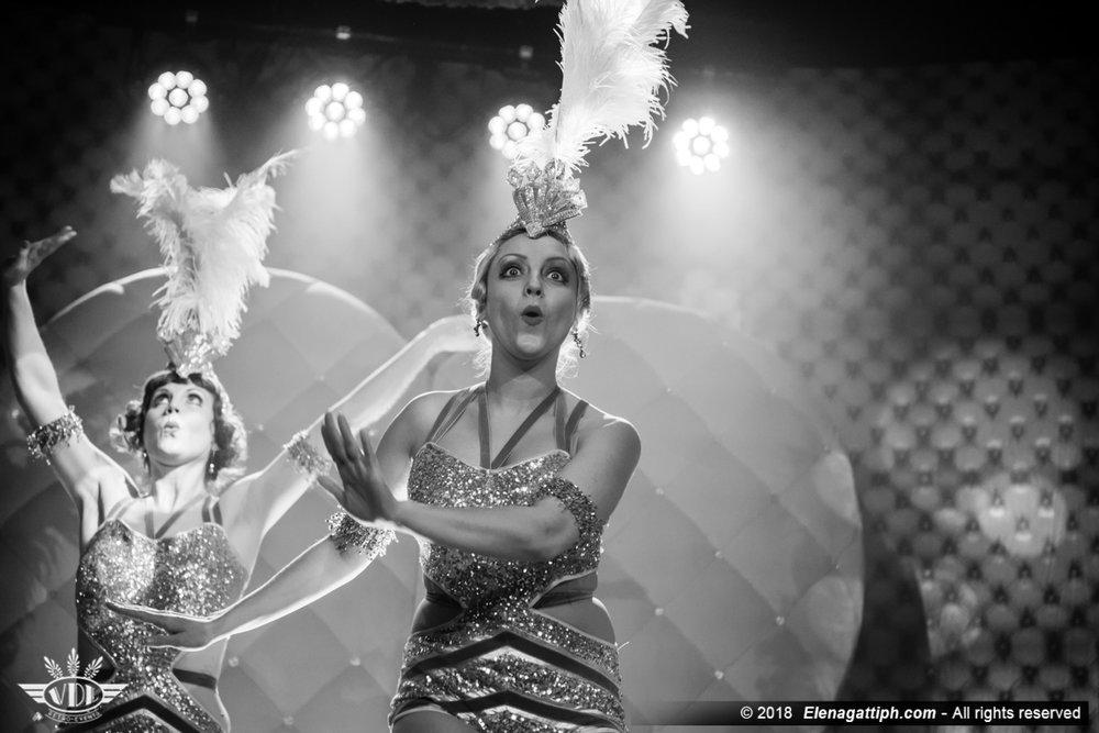 The Bee's Knees ©Elena Gatti - Royal Burlesque