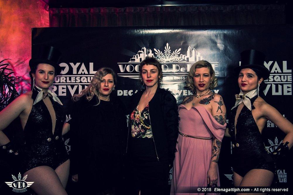 ©Elena Gatti - Royal Burlesque - 10th Anniversary