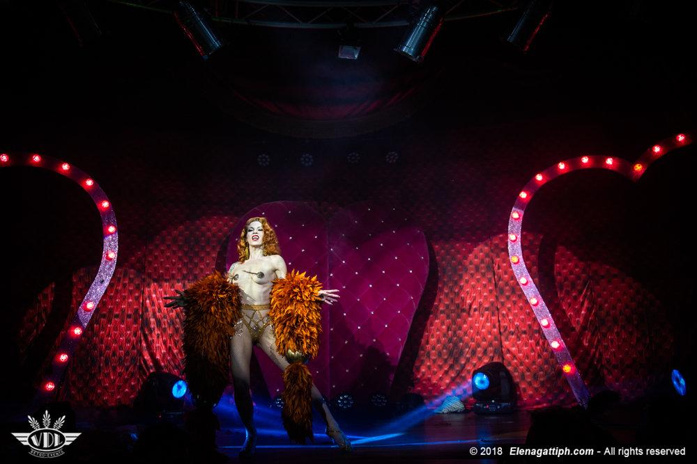 Kalinka @ Elena Gatti - Royal Burlesque Milano