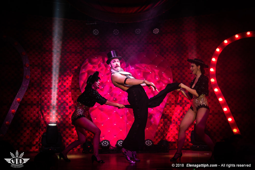 Russell - Royal Burlesque Milano 2018