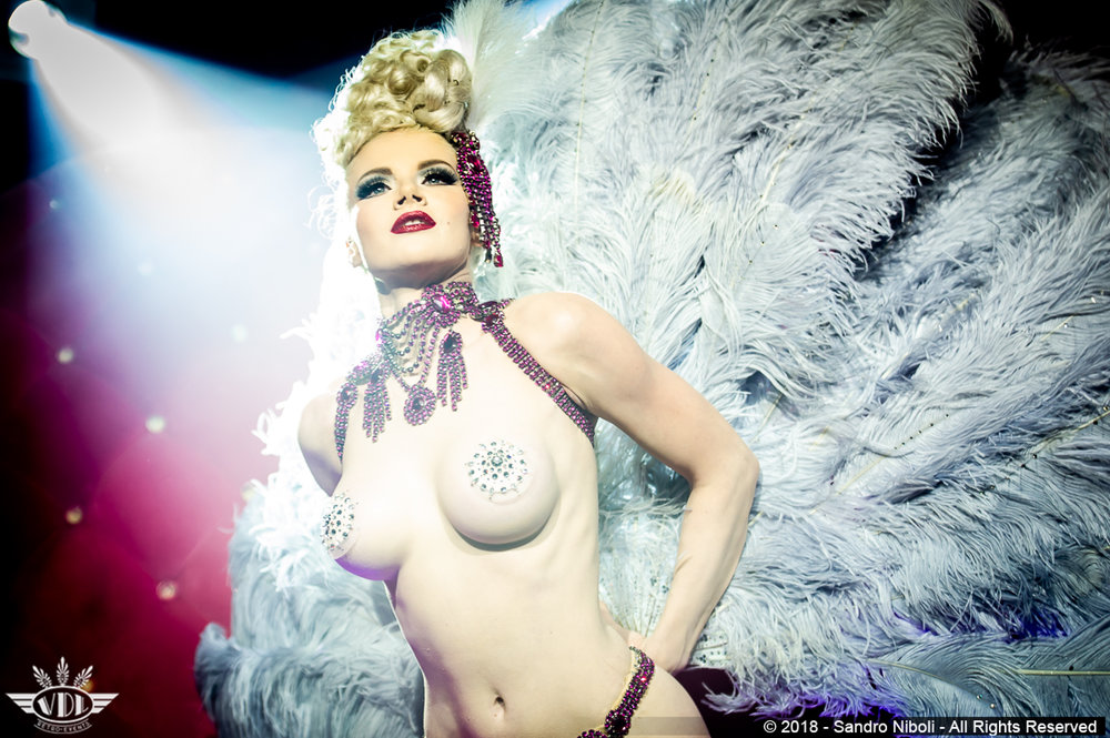 Miss Mosh Royal Burlesque Revue Milano