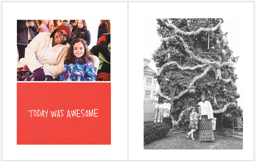 December Daily 2014 photo book | Christmas in Carmel Arts & Design District | yolandamadethis.com