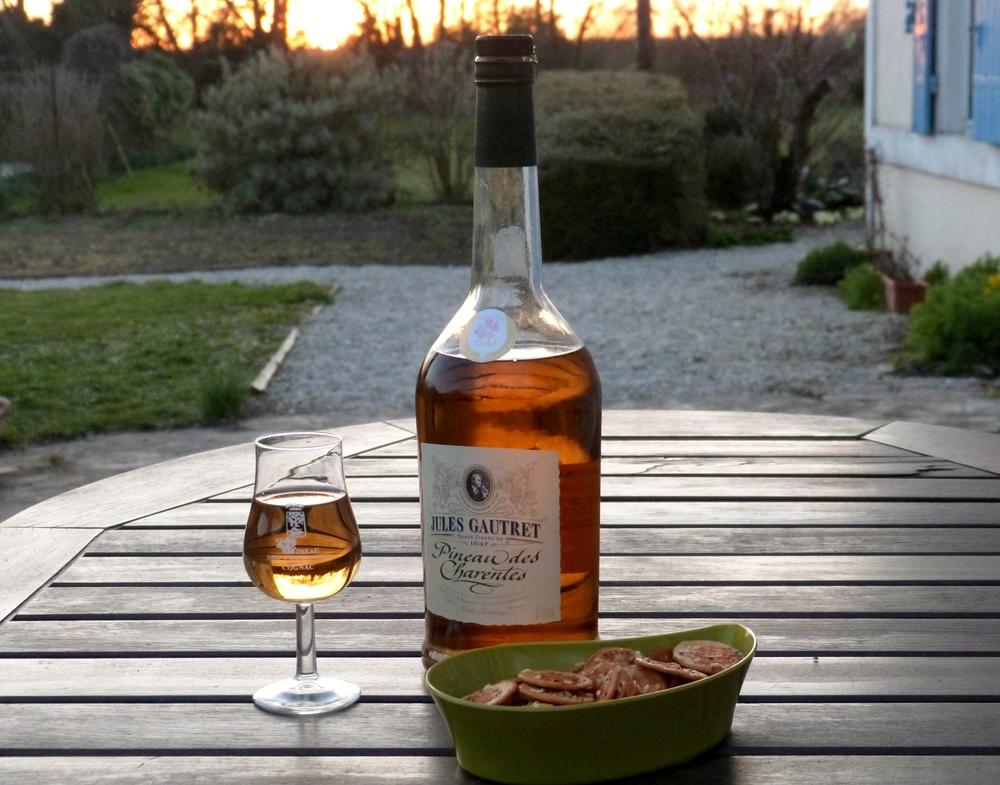 Pineau des Charentes apéritif