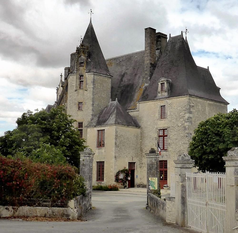 Le Château de Neuvicq