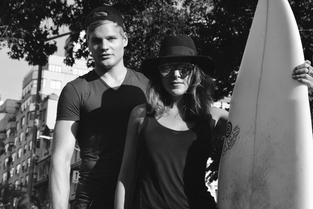 Daniel James + Allyson Longshore