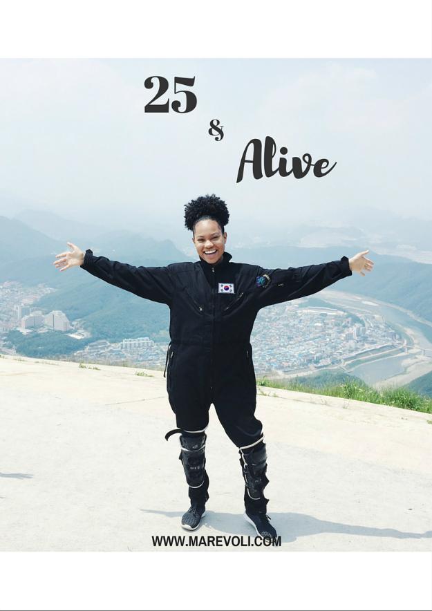 25 & Alive - MAREVOLI