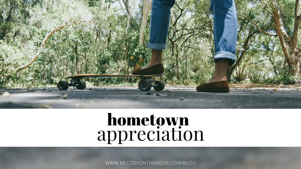 Hometown Appreciation - Melody on the Move