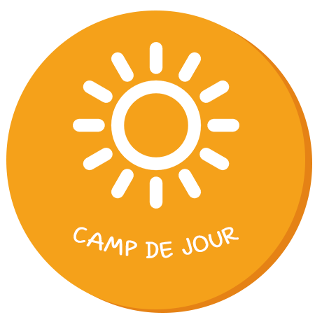 inscription camp de jour