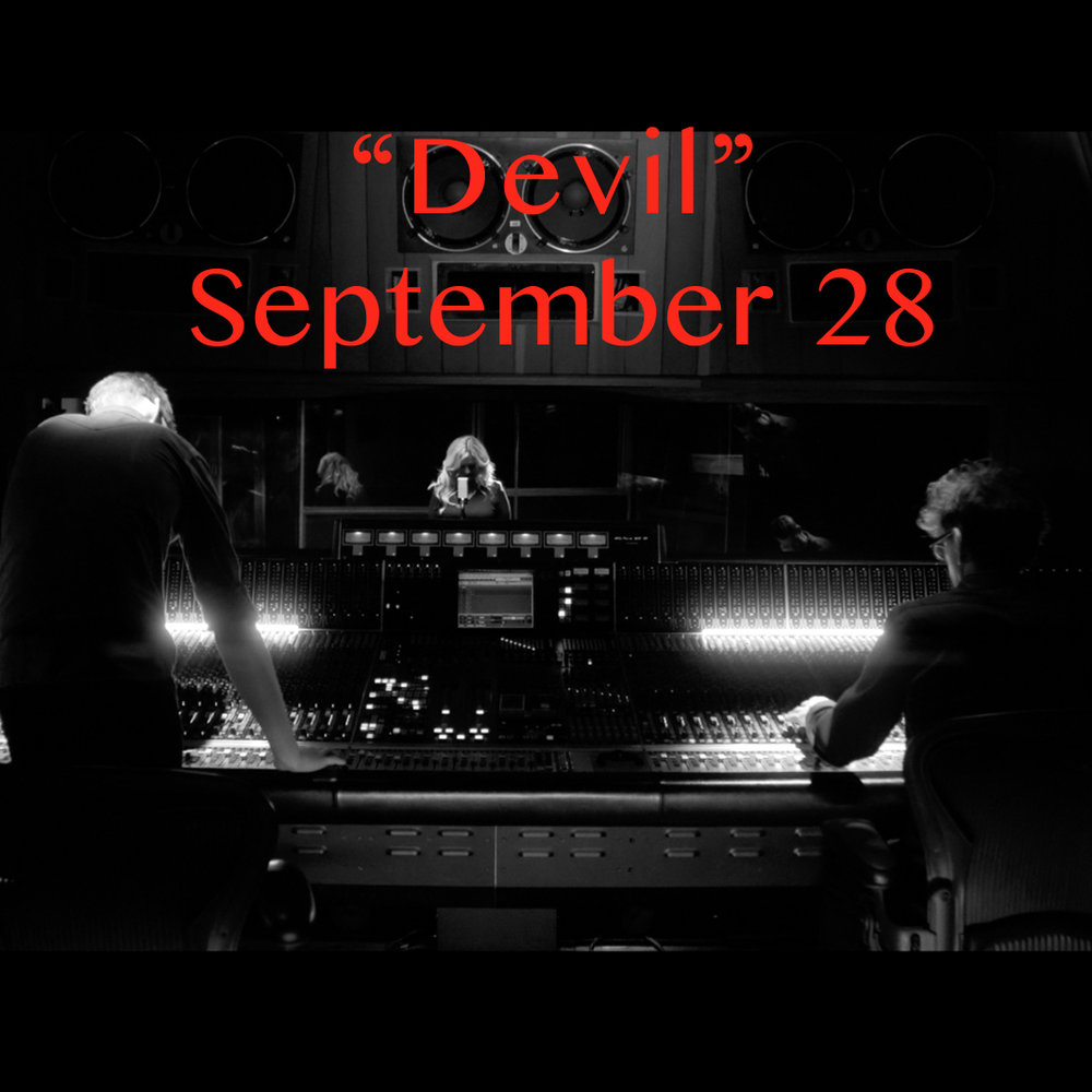 """Devil"" by Victor Bellomo feat. Windy Wagner"