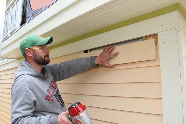 Journal Of Light Construction Rainscreen Clapboard Siding