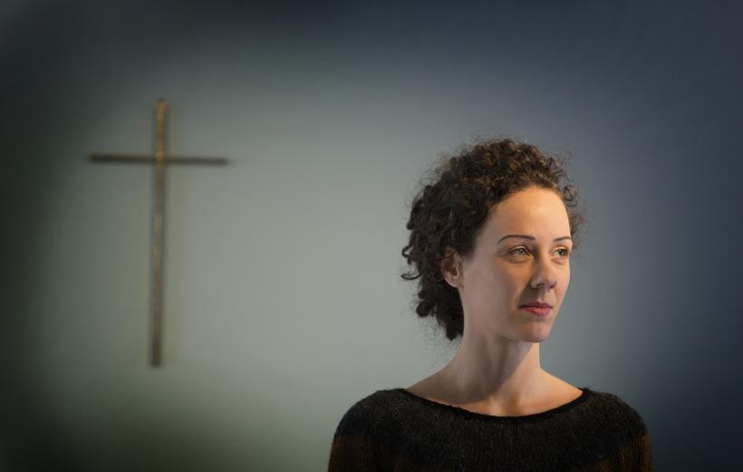 Dís Gylfadóttir (mbl.is/Rax)