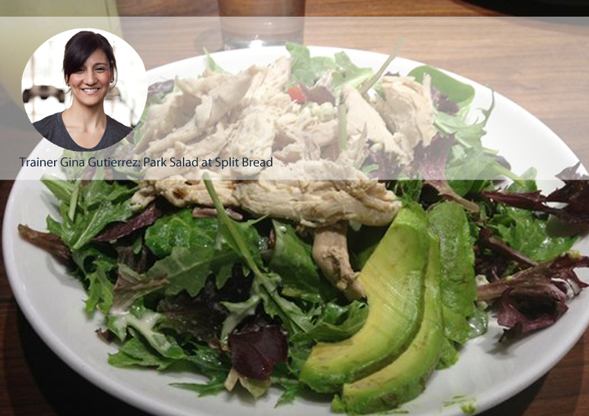 Gina Gutierrez Salad Post