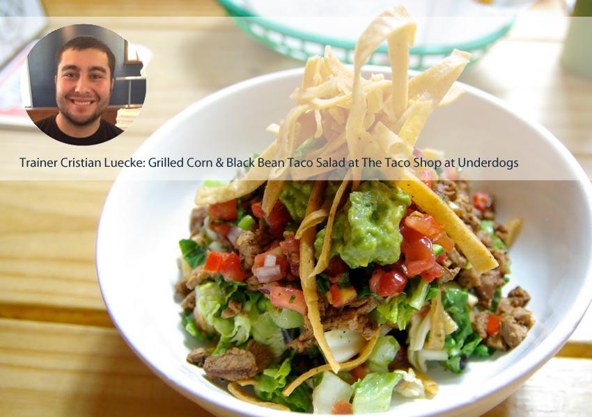Cristian Salad Post