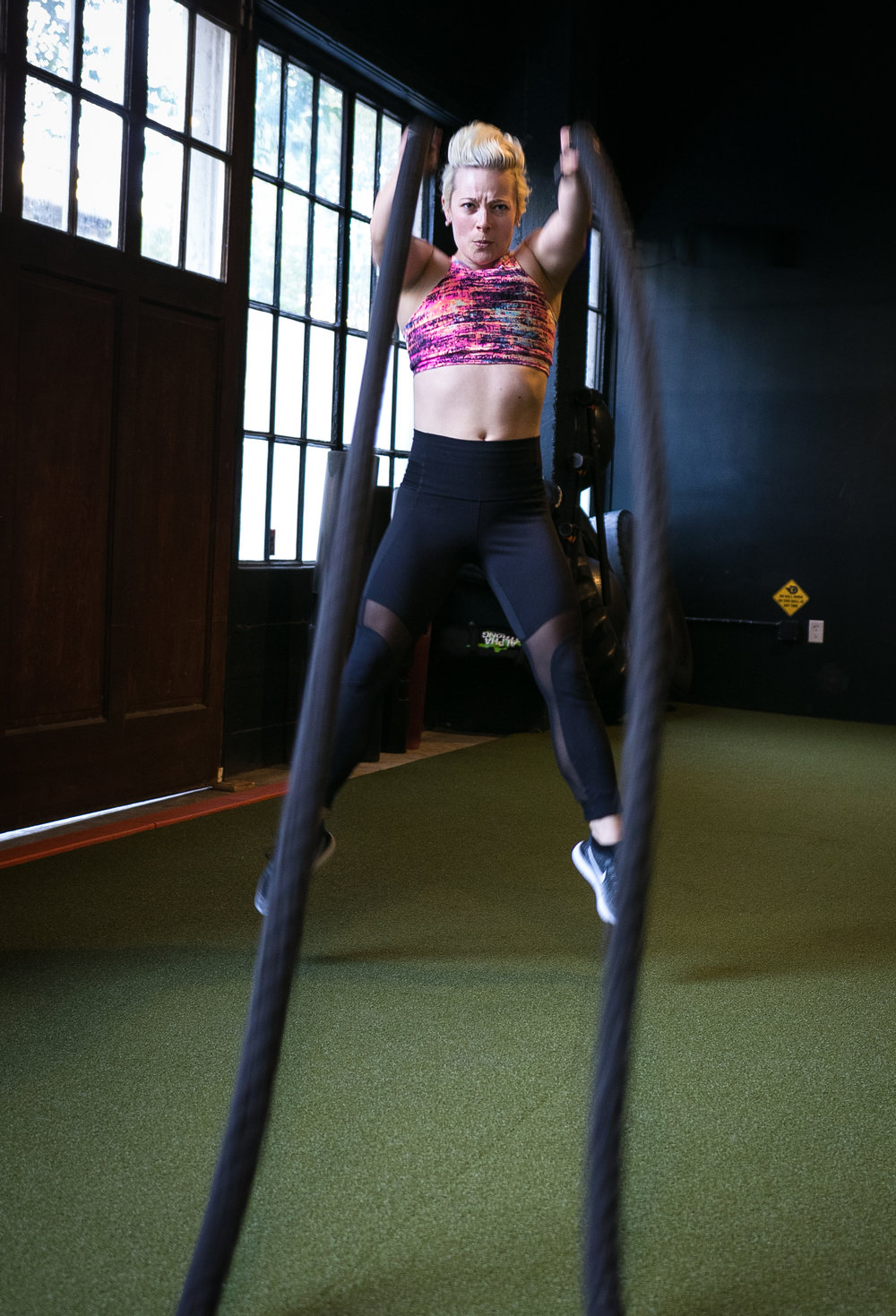DIAKADI Trainer Natalie Carey battle rope high intensity.jpg