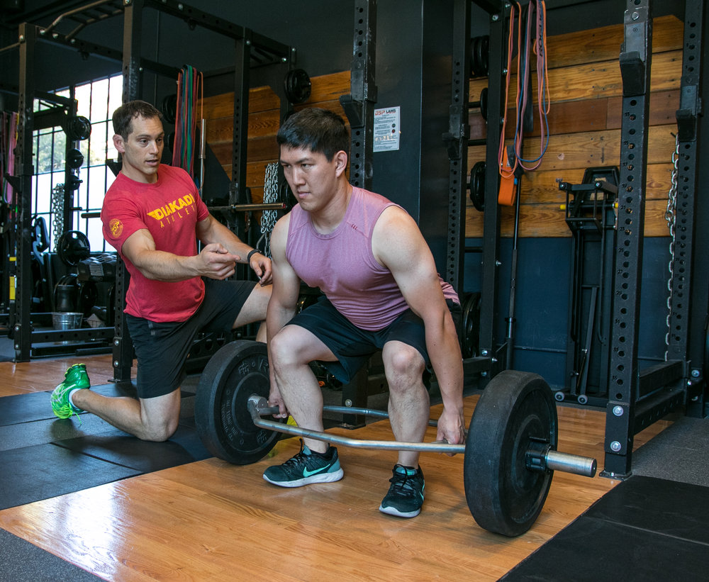 Excellent personal trainer gym! The best trainers in San Francisco.  Wonderful facility - has everything you could want (plus a brand new expansion).  The owners Billy and Mike really care about their gym's clients and it shows in all the details.  - - David F.