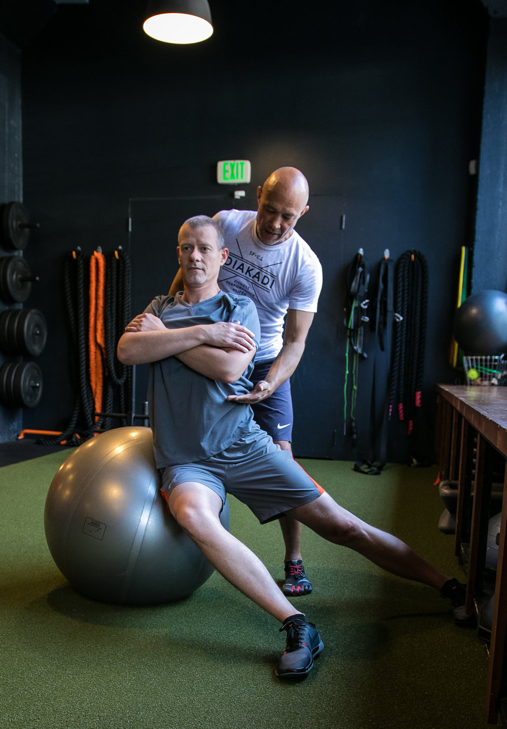 DIAKADI Bill Mohler Stability Ball Mobility Posture Funtional Core Strength .jpg