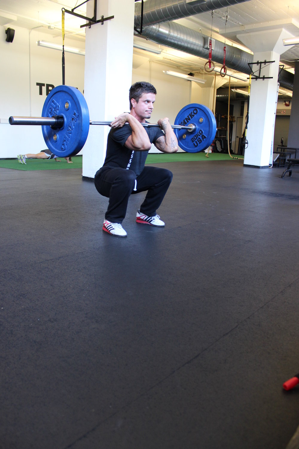 Athlete Performance-Barbell-Personal Trainer-Zach Scioli.jpg