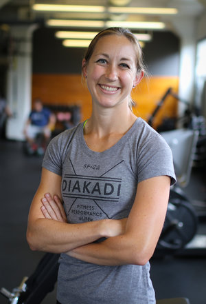 ANGELA TIERI                CLICK FOR BIO    Running Injury Prevention  Running Prehab  Run Coaching  Program Design  Endurance Training