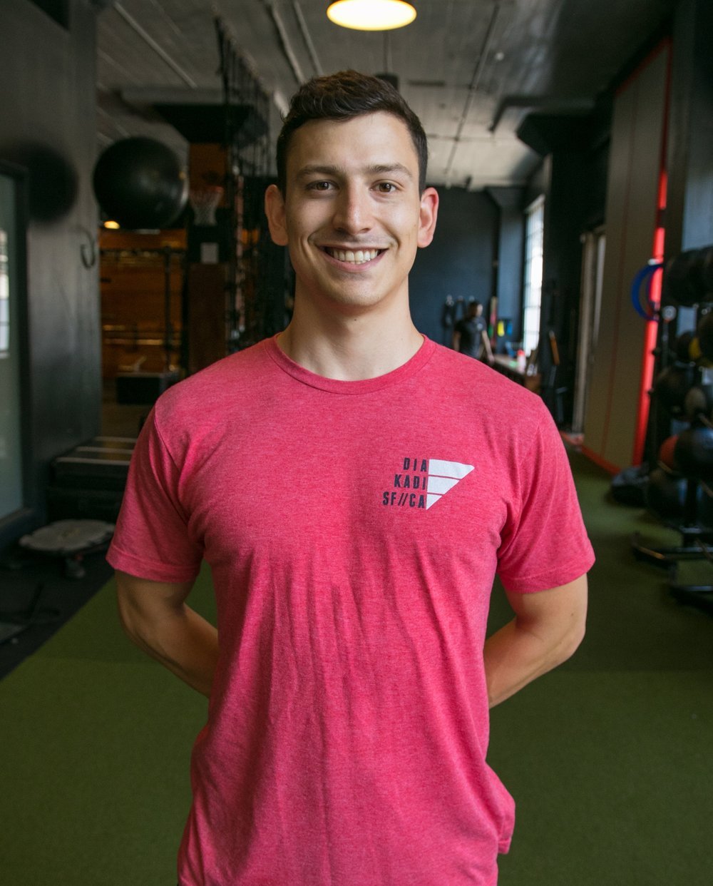 """RODRIGO FERNANDEZ    CLICK FOR BIO    """"To me movement and health are about possibilities, exploring new and better ways of facing life's challenges and building resilience for a better life."""""""
