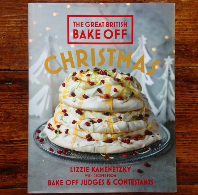 My book for the GBBO