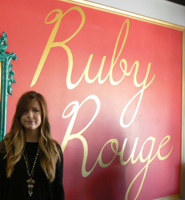 1a88aa84d8 I loved getting to host a shopping event at Ruby Rouge this weekend! Bree  who owns Ruby Rouge donated 10% of the events earning to Harvesters! Isn t  that ...
