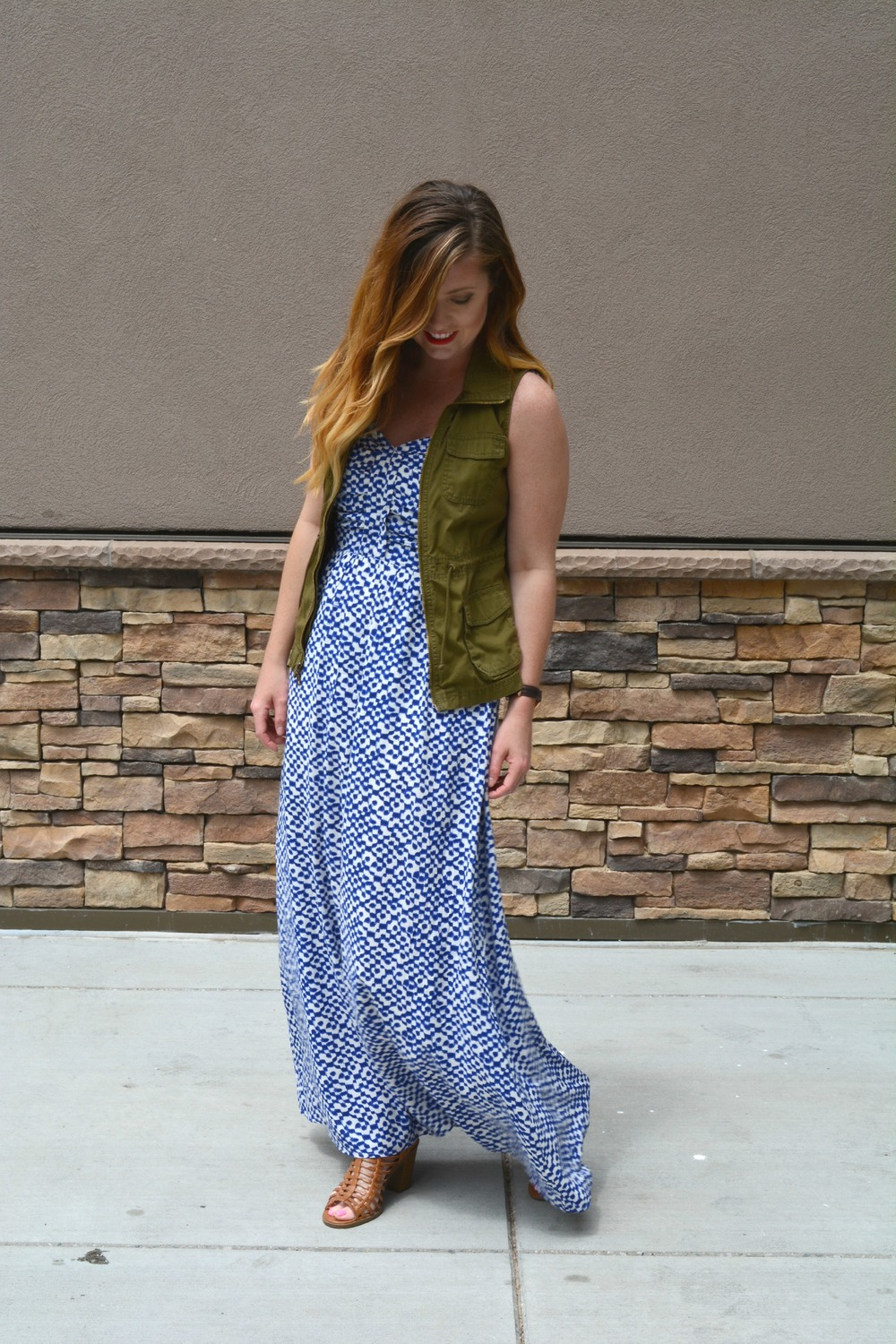 Shop Scoobie maxi dress