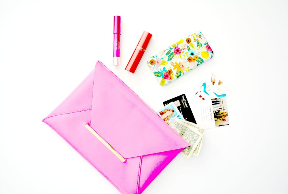 What's in my bag on Sophisticaited.com