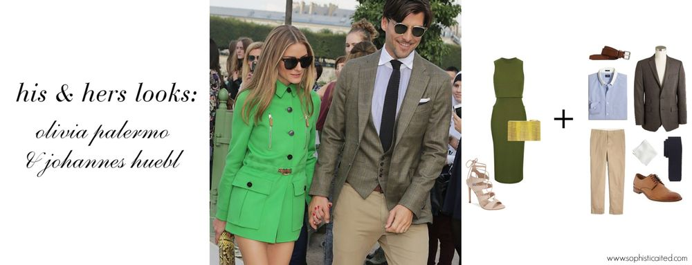 Couples outfits on Sophisticaited.com