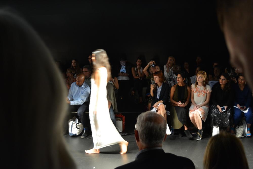 Francesca Liberatore S/S 16 NYFW show on Sophisticaited.com