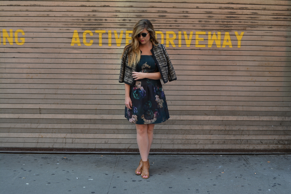 What I wore to NYFW on Sophisticaited