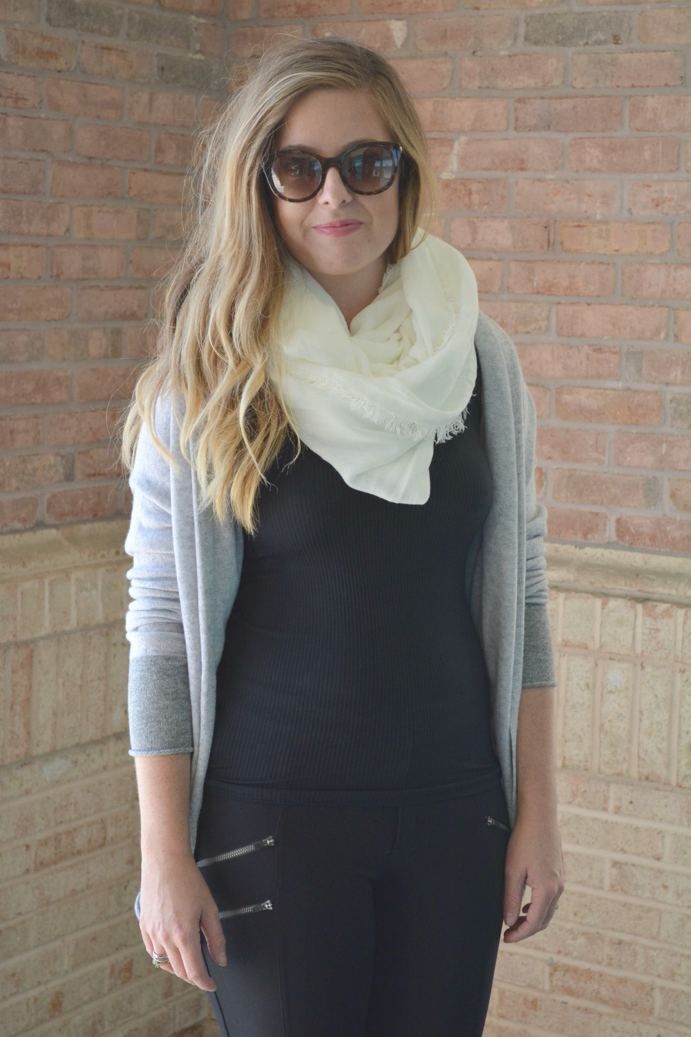 Athleta going out look on Sophisticaited.com