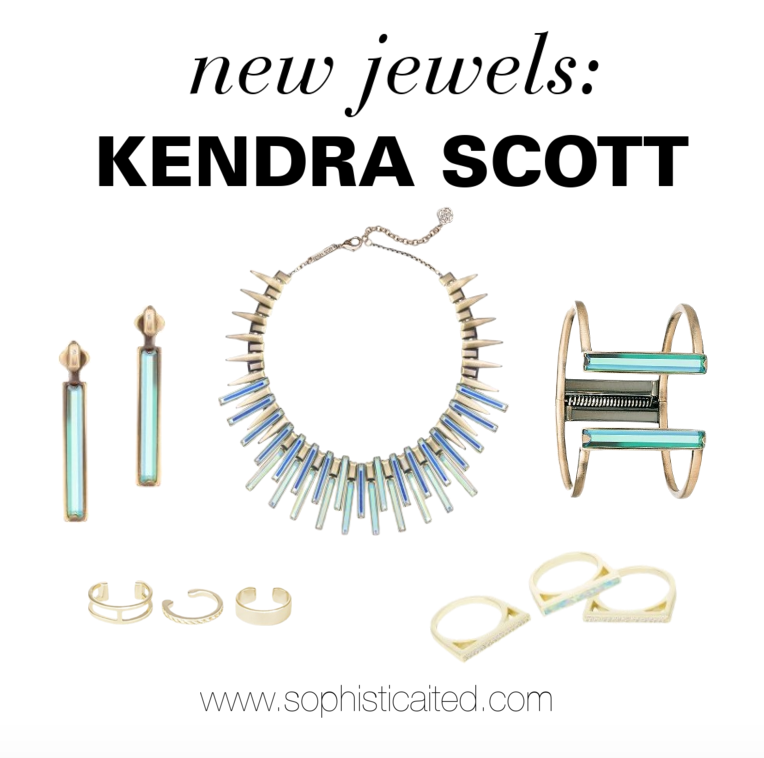 Favorite Kendra Scott Jewels