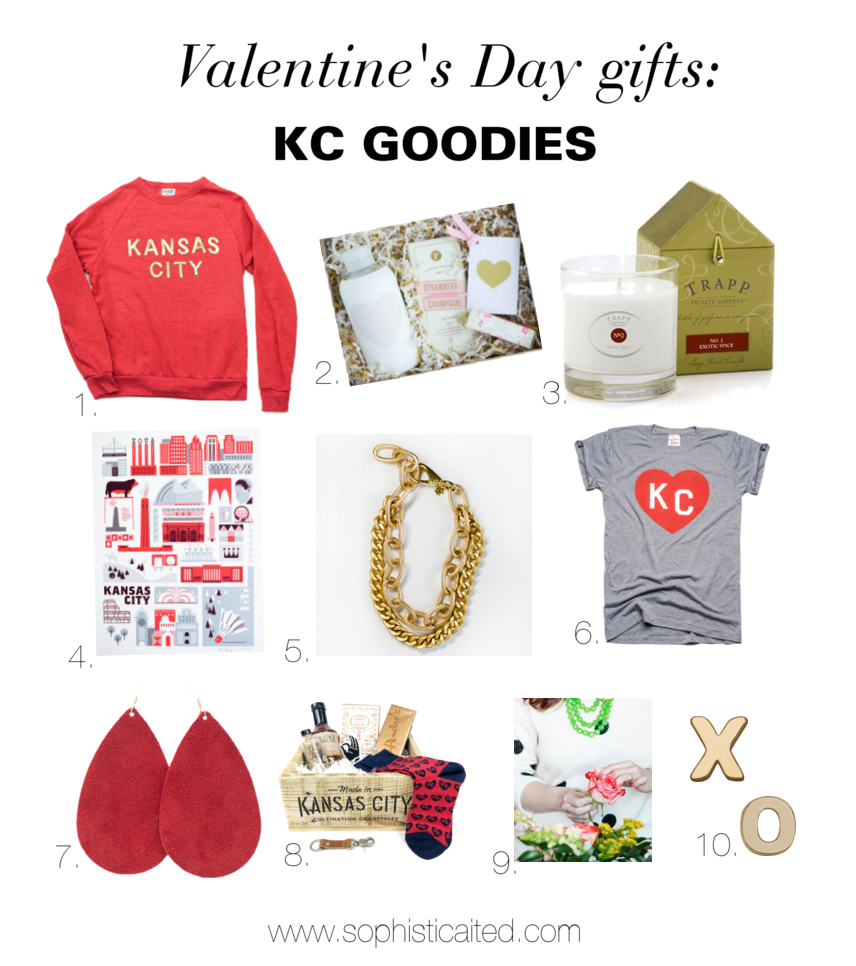 KC Goodes for Valentine's Day