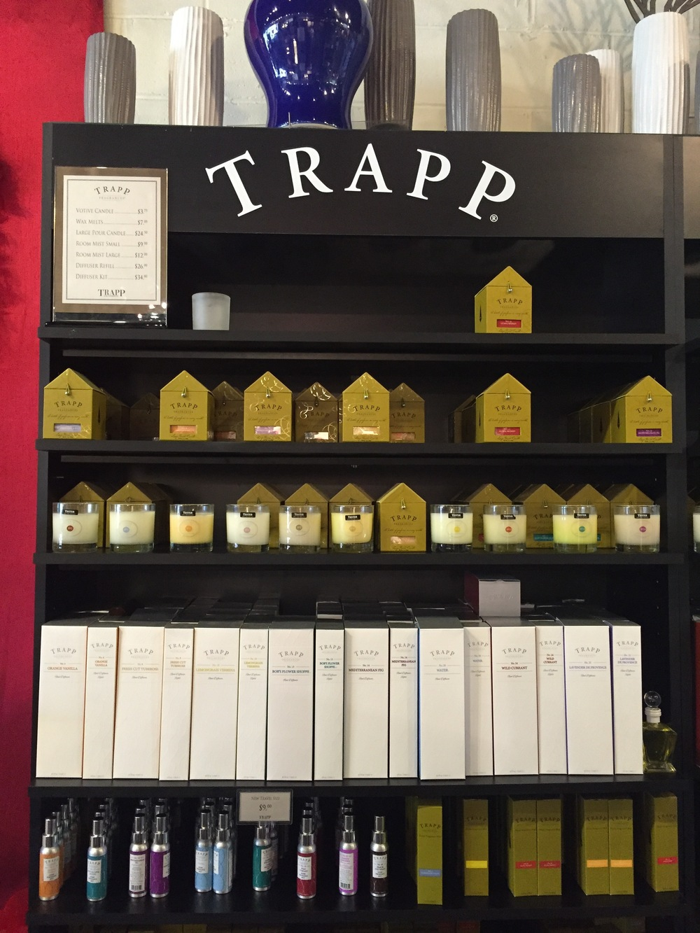 Trapp and Co. KC store tour + giveaway