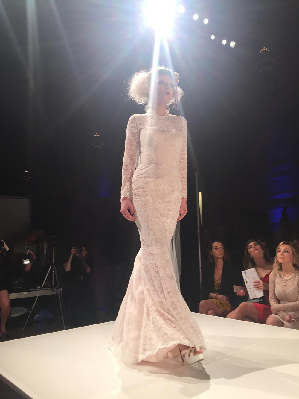 Kansas City Fashion Week show