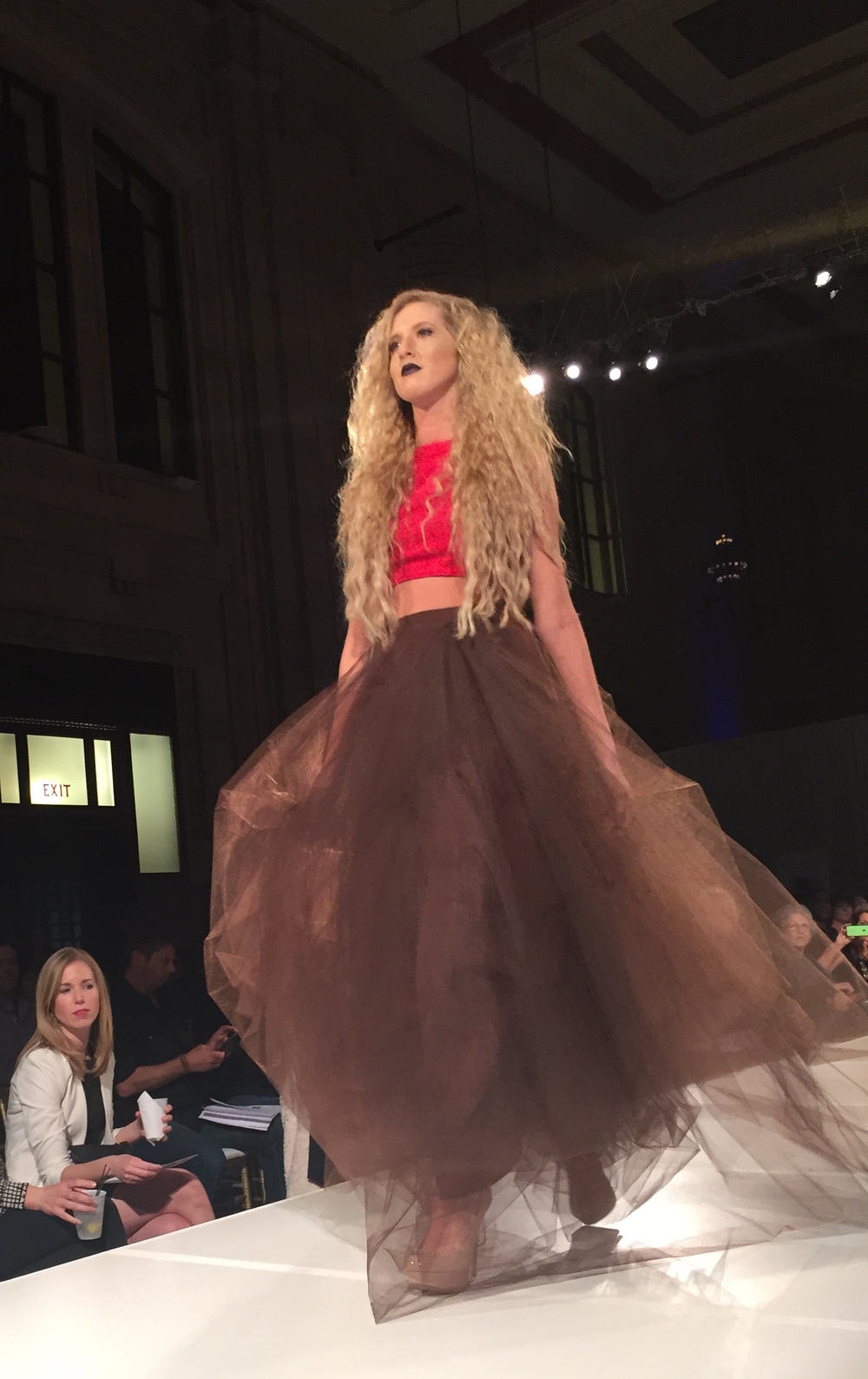 Kansas City Fashion Week show