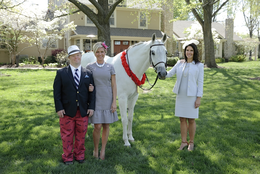 Kentucky Derby outfits from Brooks Brothers