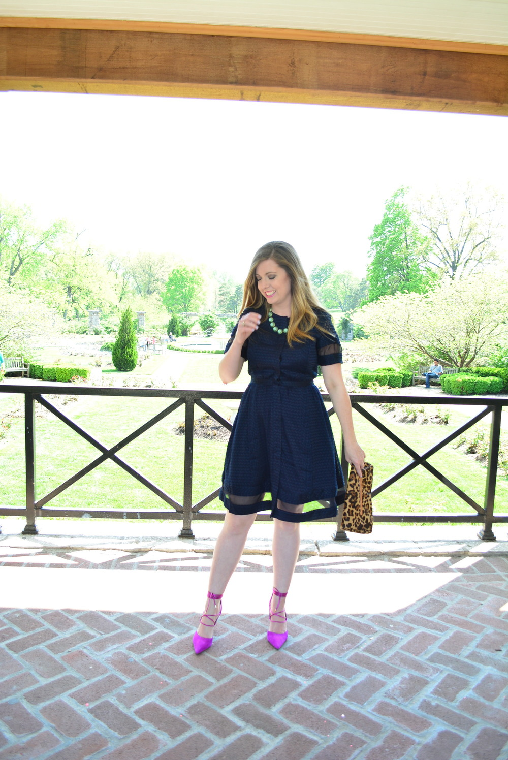 Work to Play with Banana Republic - spring looks