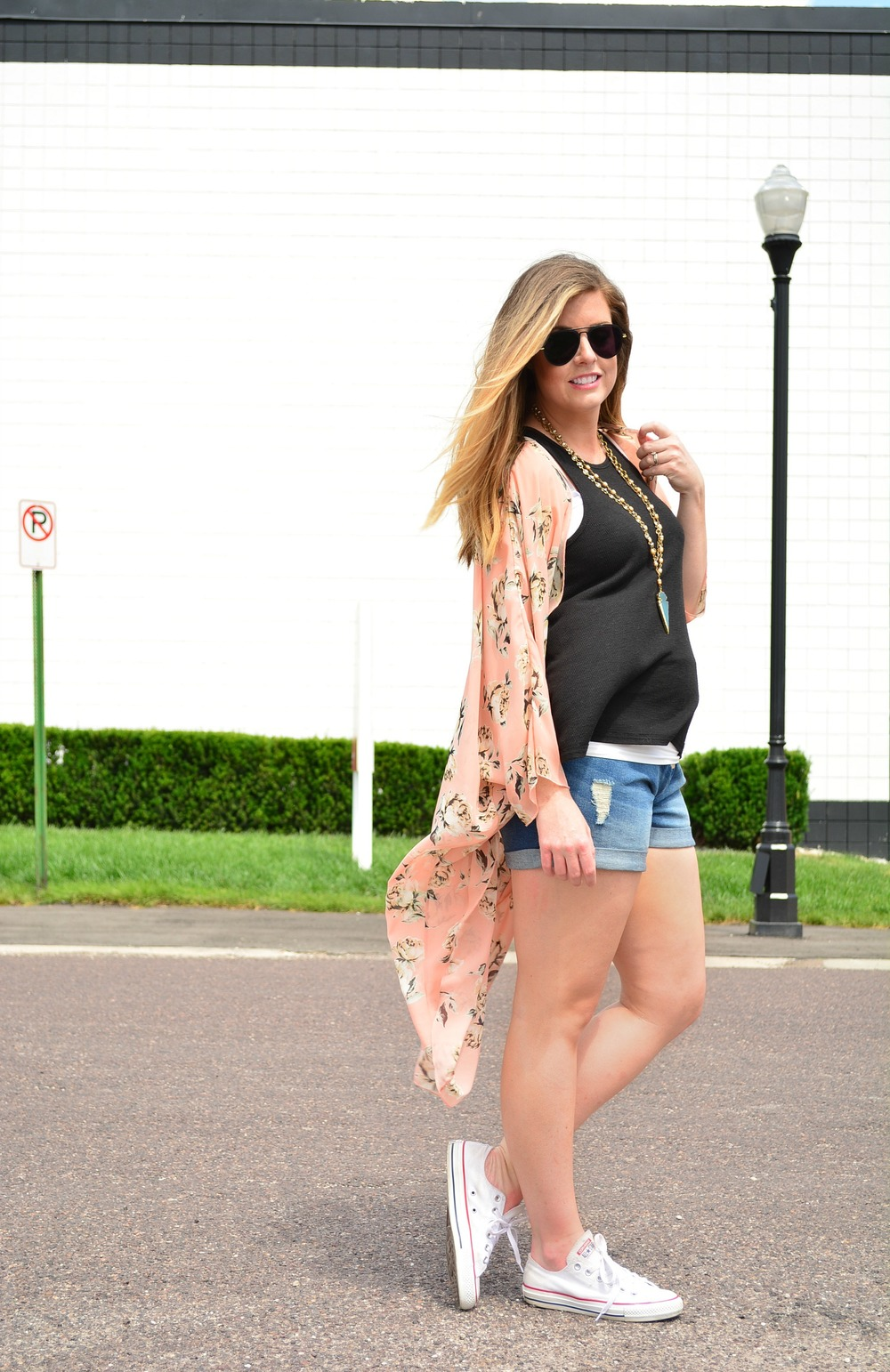 How to look chic and stay cool during pregnancy