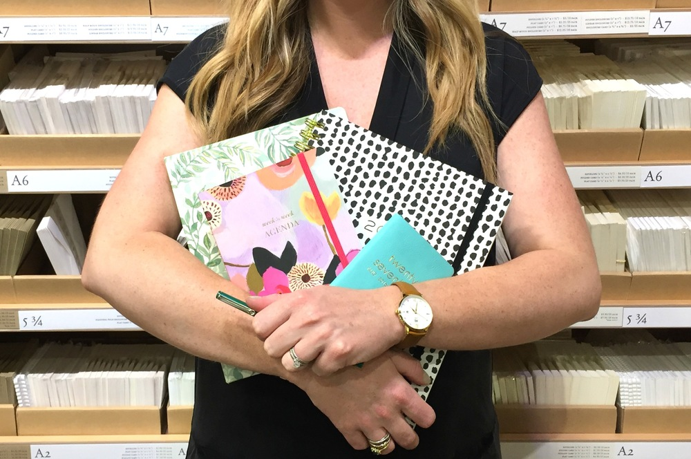 Pick your perfect planner with Paper Source