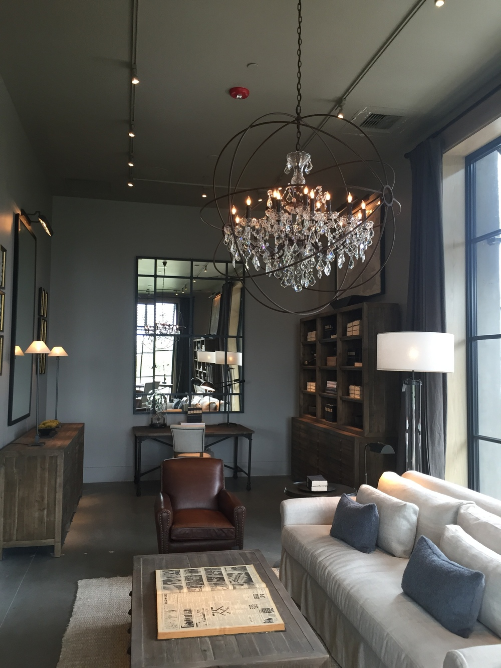 Restoration Hardware at Town Center Leawood, KS