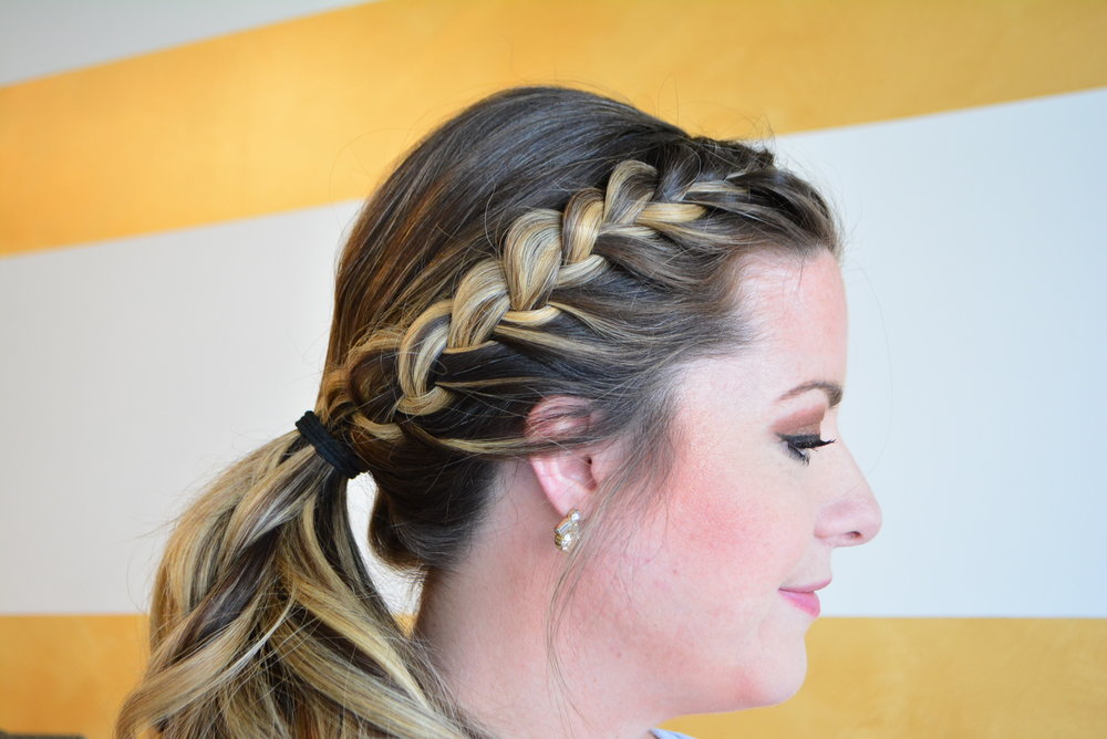 Easy fall hair styles