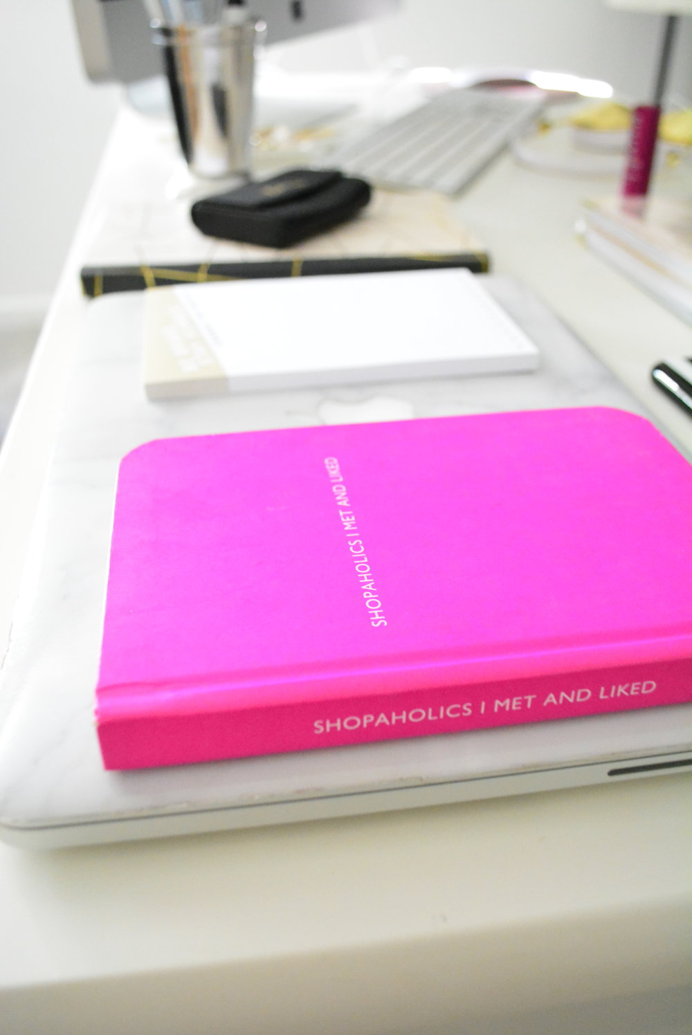 Shoppaholic journal