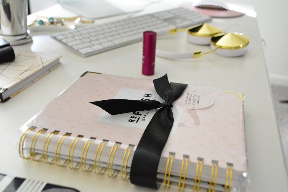 J.lynn Designery planner for 2017