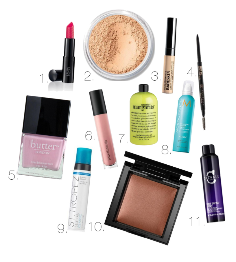 Beauty Brands Favorites
