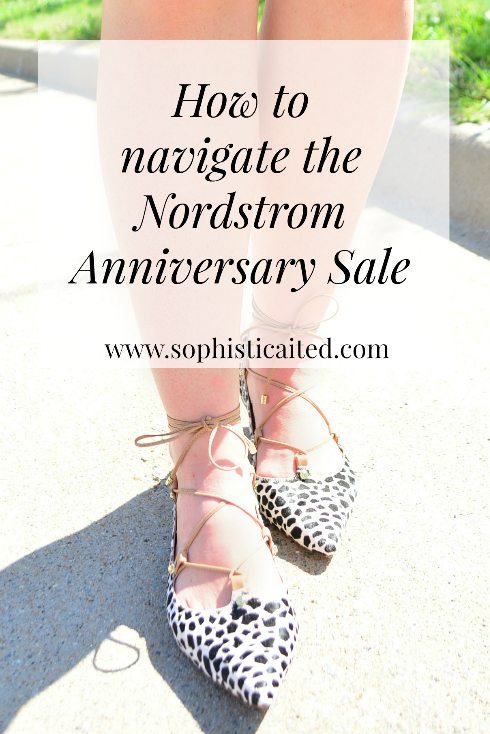 Hot to navigate the Nordstrom Anniversary Sale