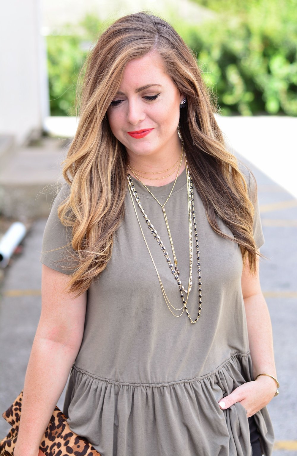 Stella and Dot Terney necklace